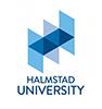 Halmstad University logo.