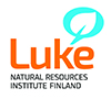 Natural Resources Institute Finland (Luke) logo.