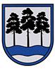 Ogre Municipality logo.