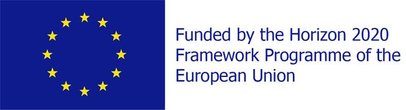 EU Horizon 2020 logo.