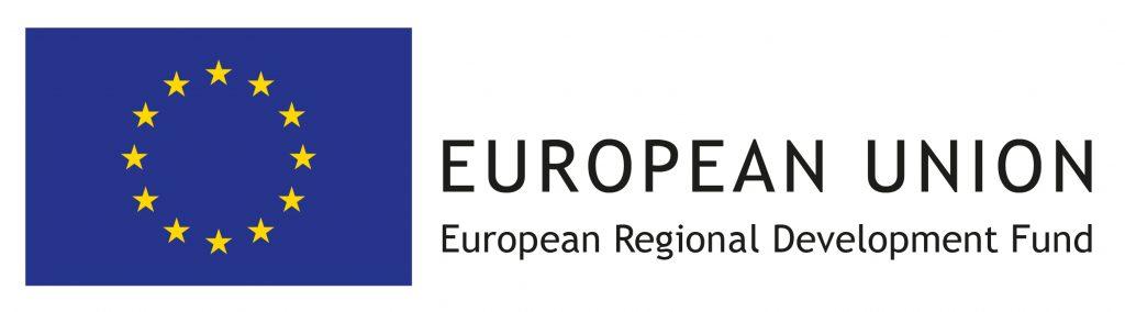 EU flag logo.