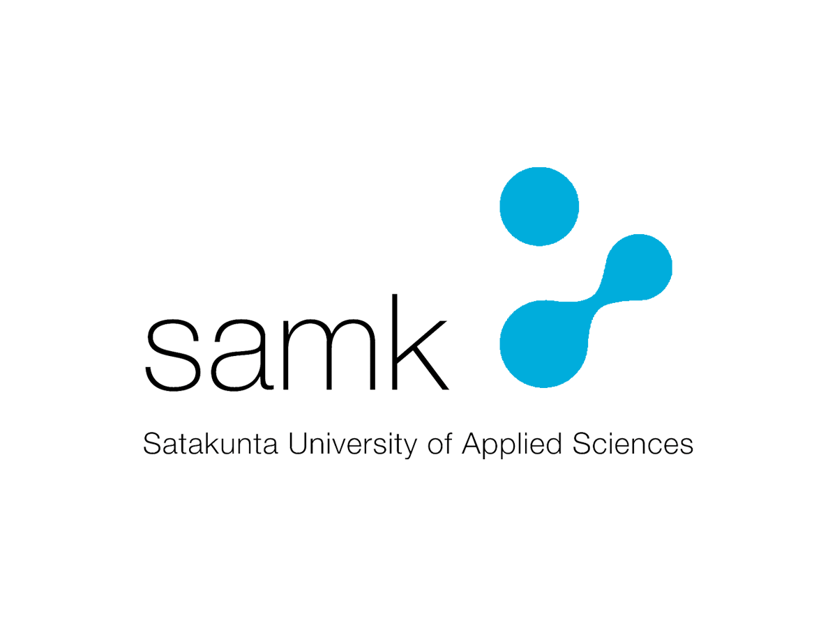 Satakunta University of Applied Sciences logo.
