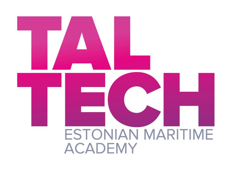 Logo of Taltech.