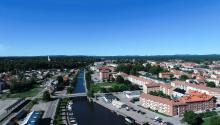 Image from Söderhamn.